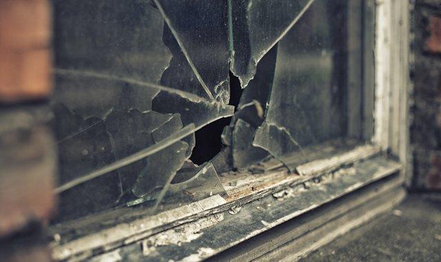 Property damage and graffiti removal
