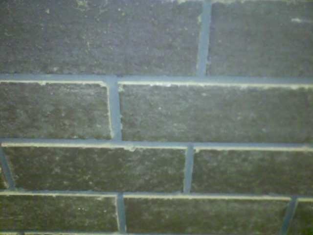 Stain removal bricks