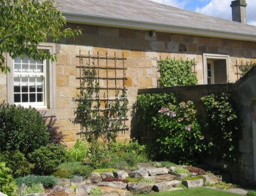 Surface Restoration for Heritage Listed Sandstone Buildings Takes Experience
