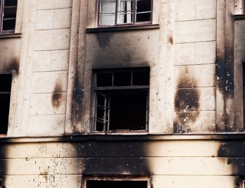 Building Restoration after Fire and Smoke Damage