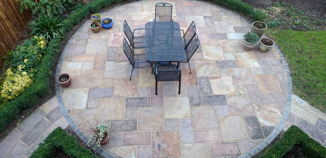 outdoor surface