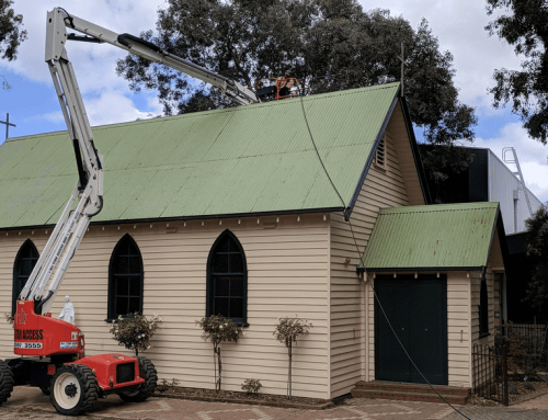 The Challenges of Roof Restoration
