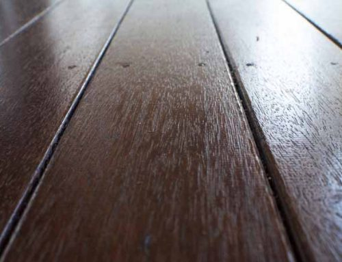 Timber Leaching  – Why does my Merbau deck do this?