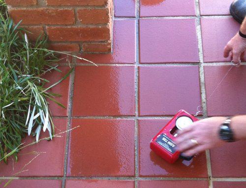 Anti Slip Treatments For Masonry Tiles