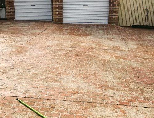 Applying Driveway Paints and Sealers