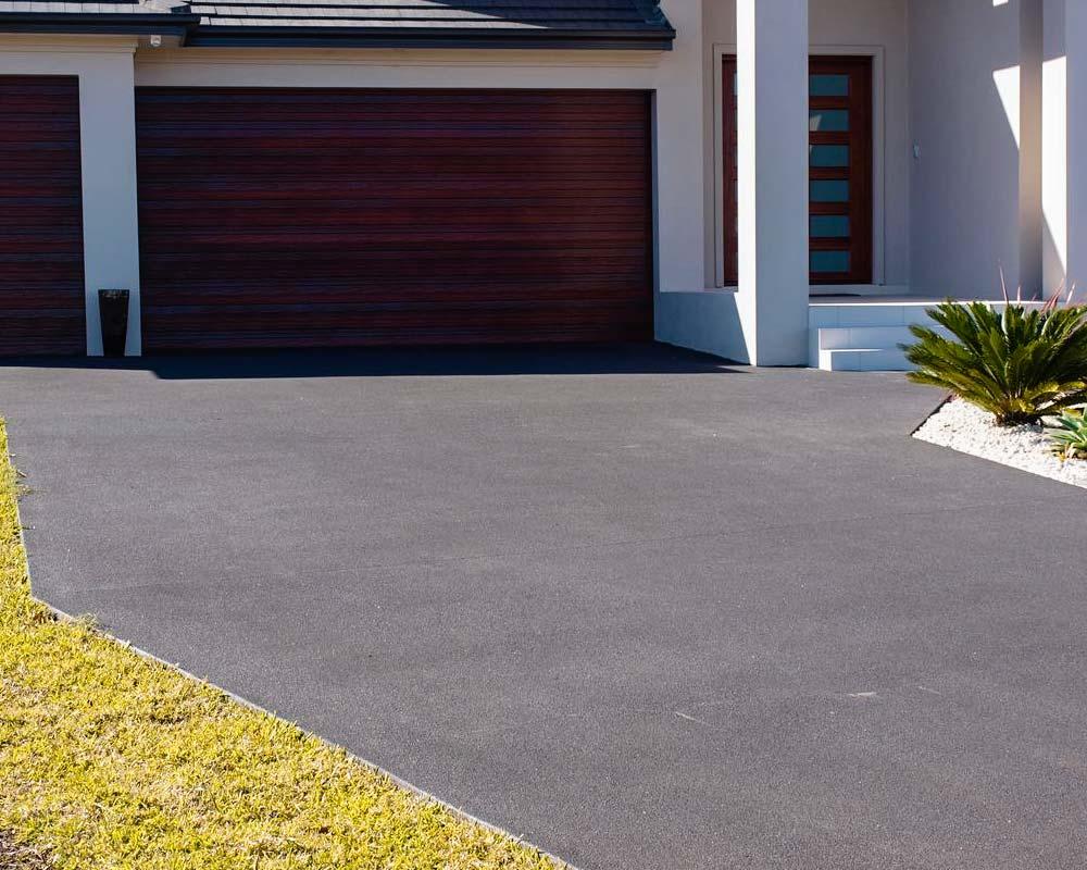 anti-slip driveway painting