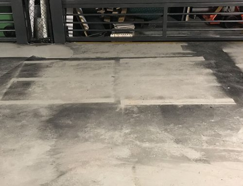 Paint Overspray Clean Up