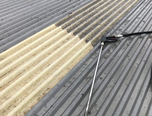 Skylight Pressure Cleaning