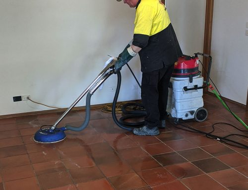 Tile Stain Cleaning